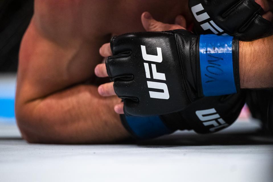 UFC Fight Night Dos Anjos v Lee