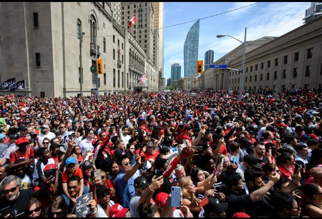 Several Injured In Toronto Raptors Rally Shooting