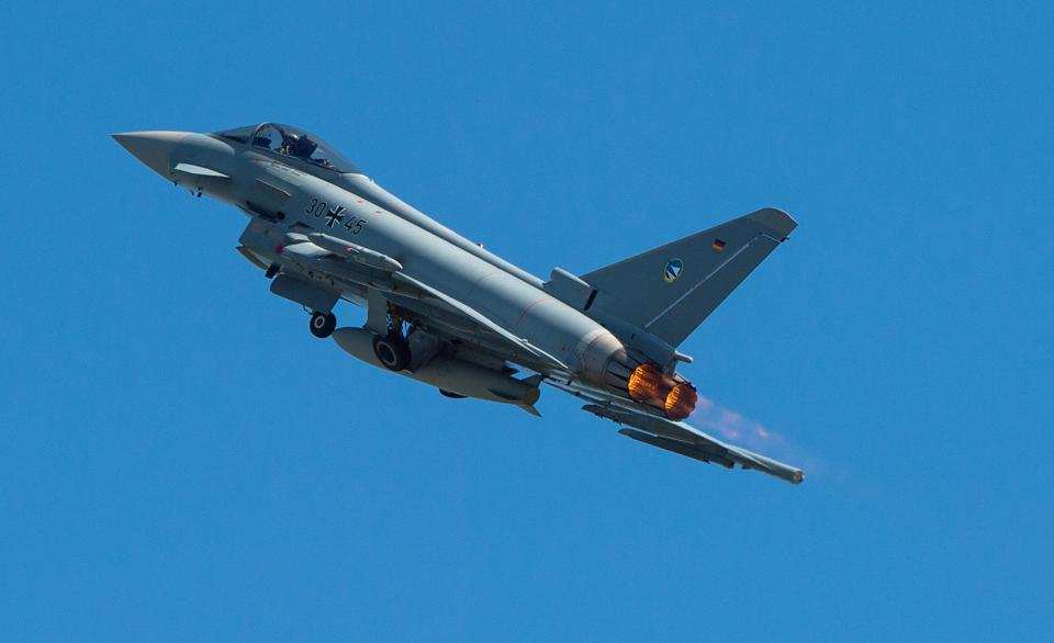 Nukes, Trump, Russian Missiles: The Weird Reasons Germany May Buy Three Jet Fighter Types from Eurofighter and Boeing