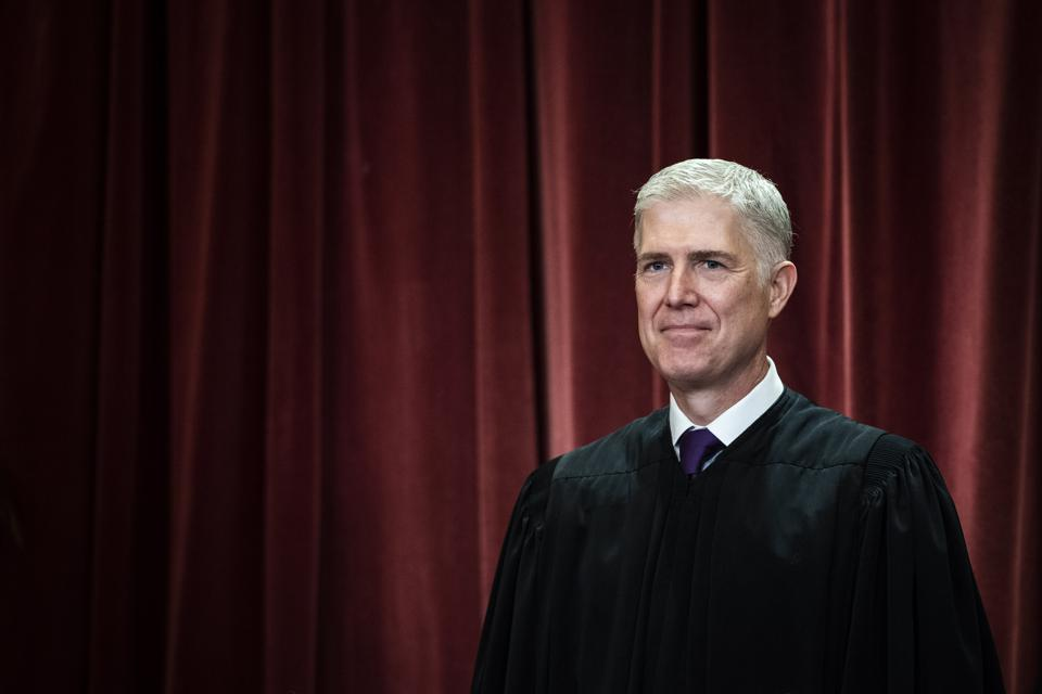 Gorsuch Slams The Supreme Court For Turning A Blind Eye To Overcriminalization