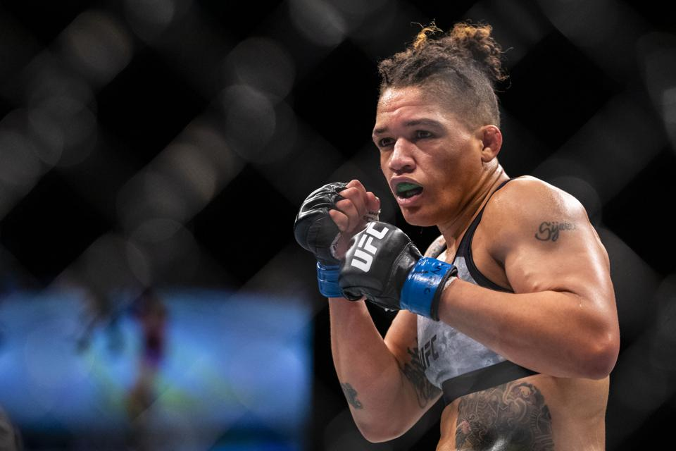 UFC Fight Night 159 Preview And Picks: Can Sijara Eubanks Get Back On Track?