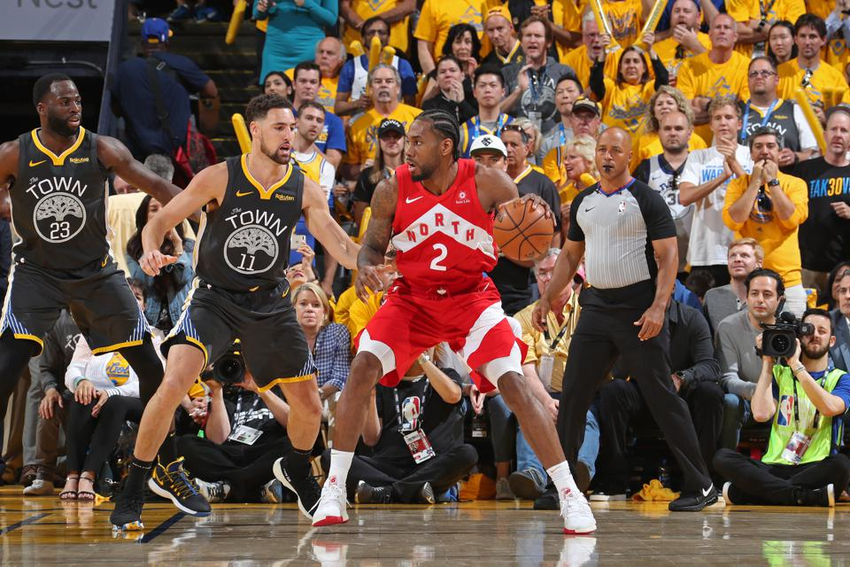 2019 NBA Finals - Toronto Raptors v Golden State Warriors