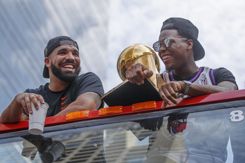 2019 Toronto Raptors Victory Parade & Rally