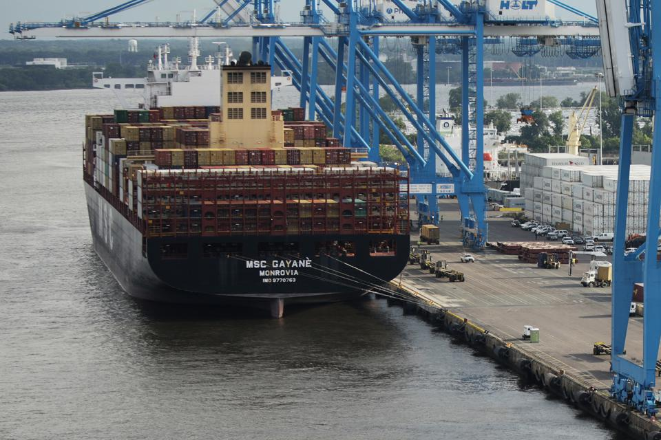 U S  Authorities Seize 20 Tons Of Cocaine From Ship Owned By