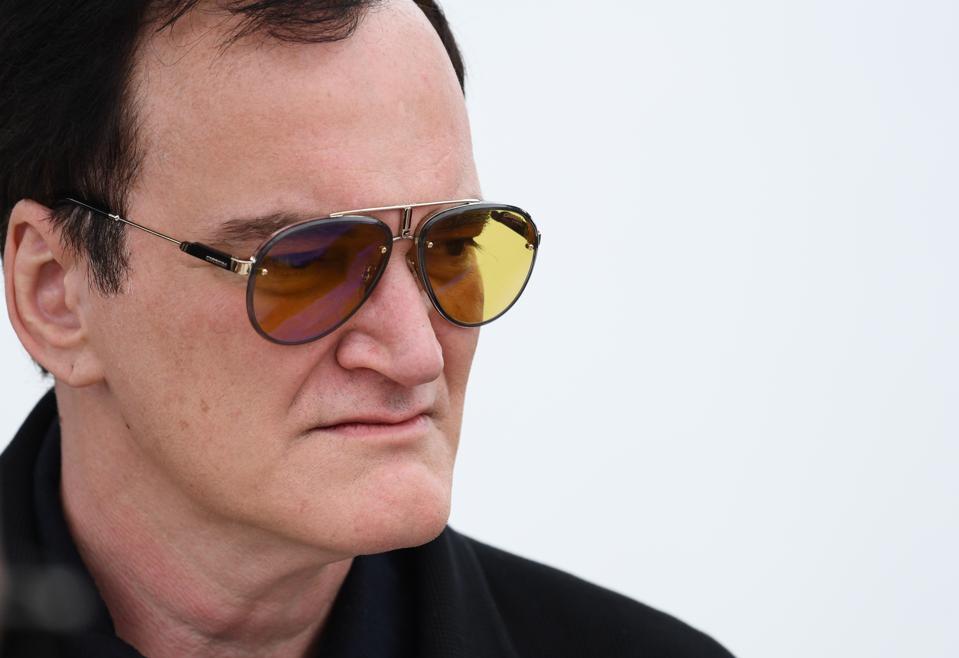 Quentin Tarantino's Version Of 'Star Trek' Will Utilize The Best Of