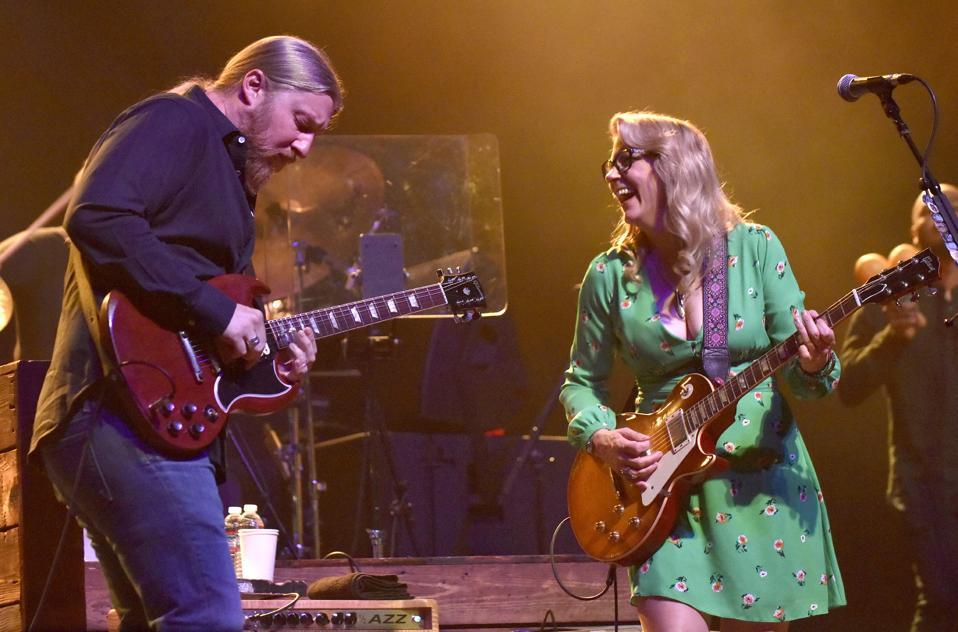 Tedeschi Trucks Band And Los Lobos Perform At Memorial Auditorium