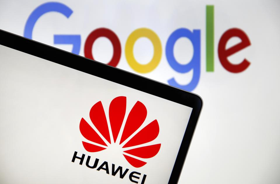 Huawei Warns Trump: 'You Don't Want To Make Us Fight Google'
