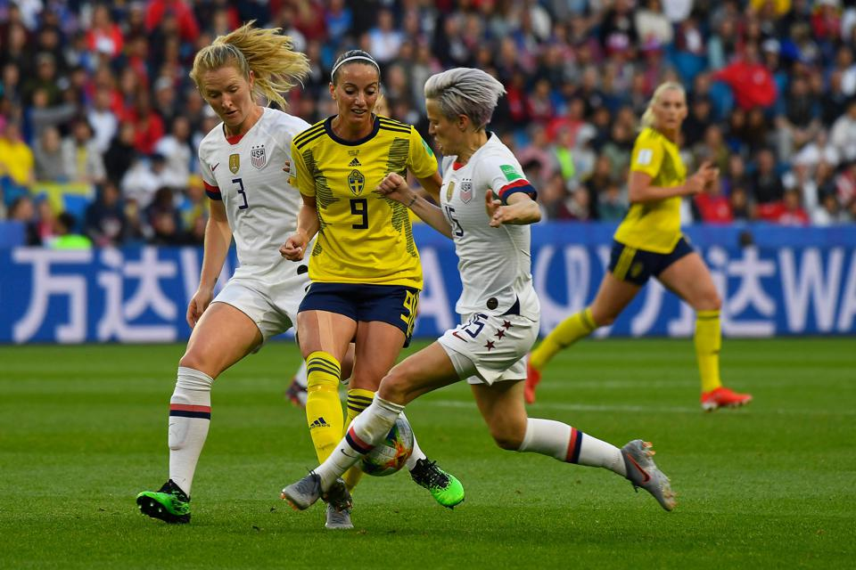 Predictions For The Round Of 16 At The 2019 Women's World Cup