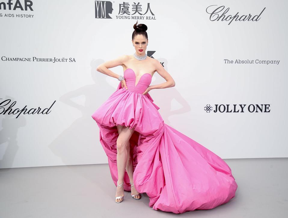 amfAR Cannes Gala 2019 - Coco Rocha