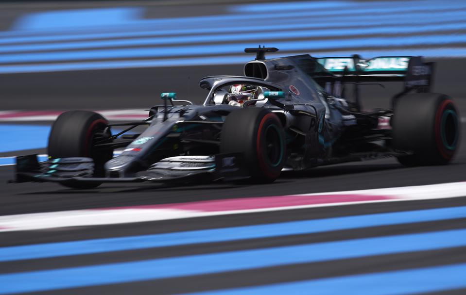 It took time for Mercedes to rev up the performance of its F1 team but it went on to break almost every record in the book (Jose Breton/NurPhoto via Getty Images)