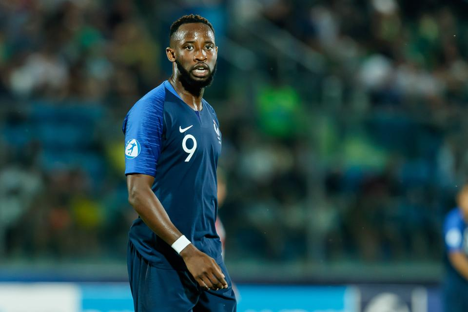 Image result for moussa dembele