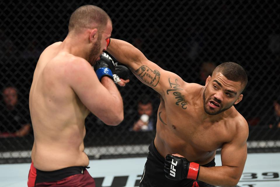 UFC Fight Night: Winn v Spicely