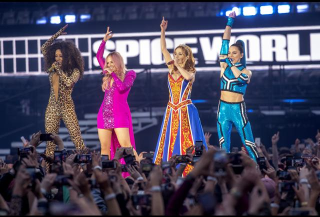 Spice Girls Defy Music Business Logic With Record-Breaking Tour