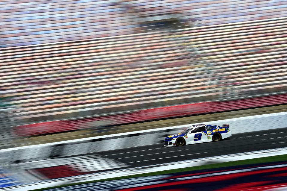 Monster Energy NASCAR Cup Series Coca-Cola 600 - Practice
