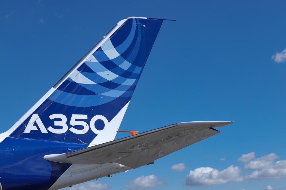 Airbus A350-1000 XWB - Paris Air Show