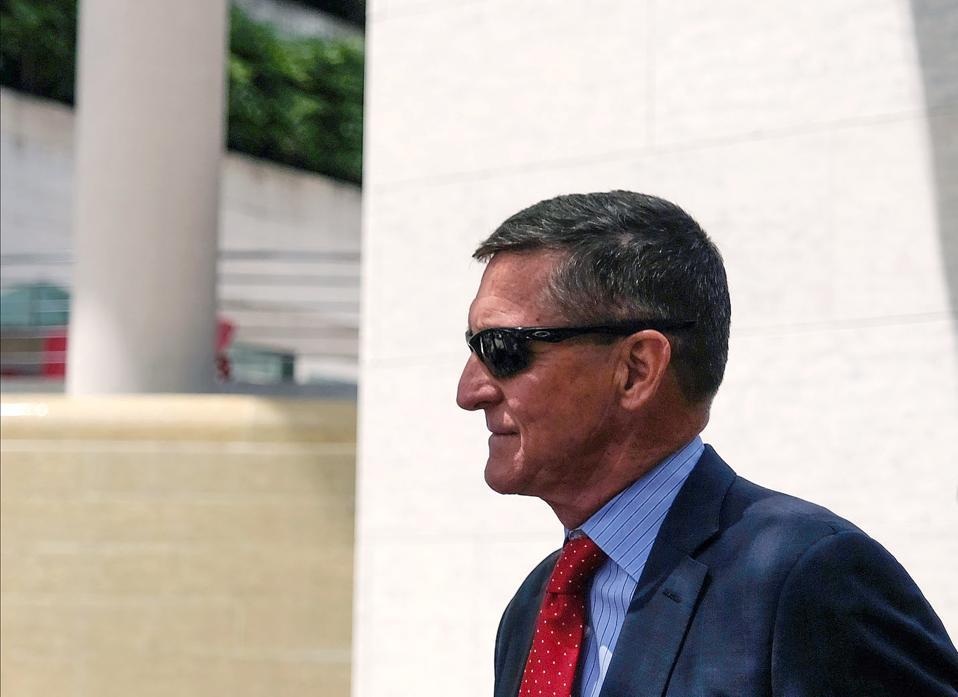 Former Trump National Security Advisor Michael Flynn Returns To Court