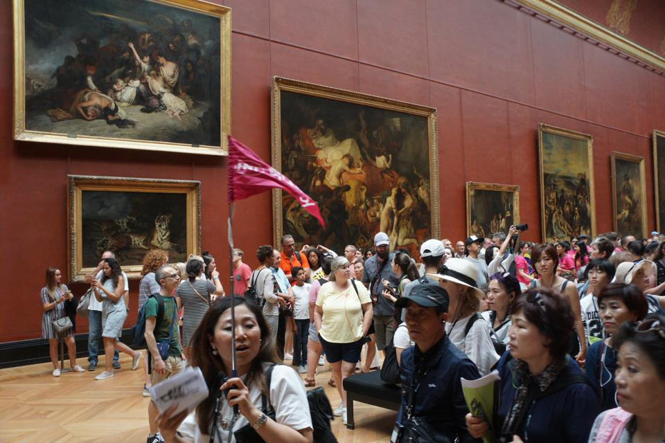 Inside The Marketing Strategy Of The Louvre