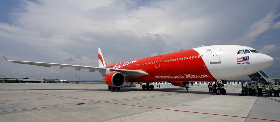 MALAYSIA-AIRLINE-COMPANY-AIRASIA X-AIRBUS-A330