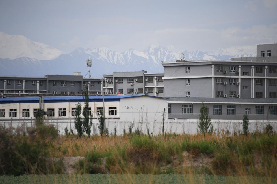 Leaked Documents Reveal How China Maintains Control At Uighur Detention Camps