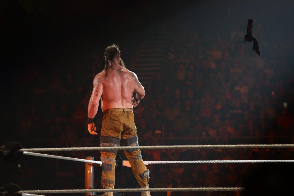 WWE Live Singapore: Braun Strowman