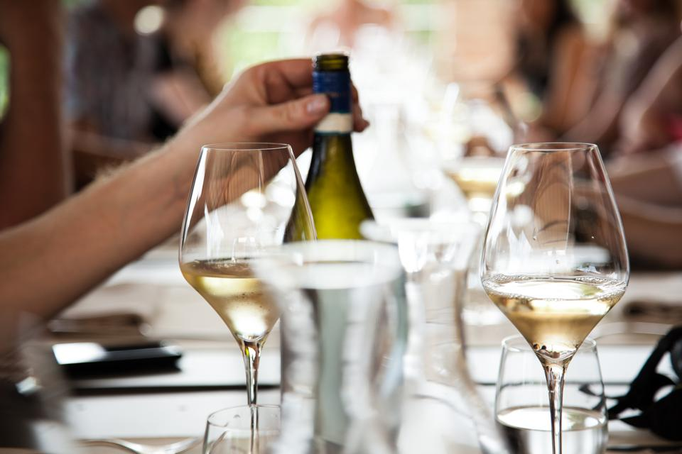affordable white wine, wine for food