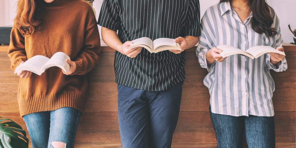5 Ways To Make Reading A Habit