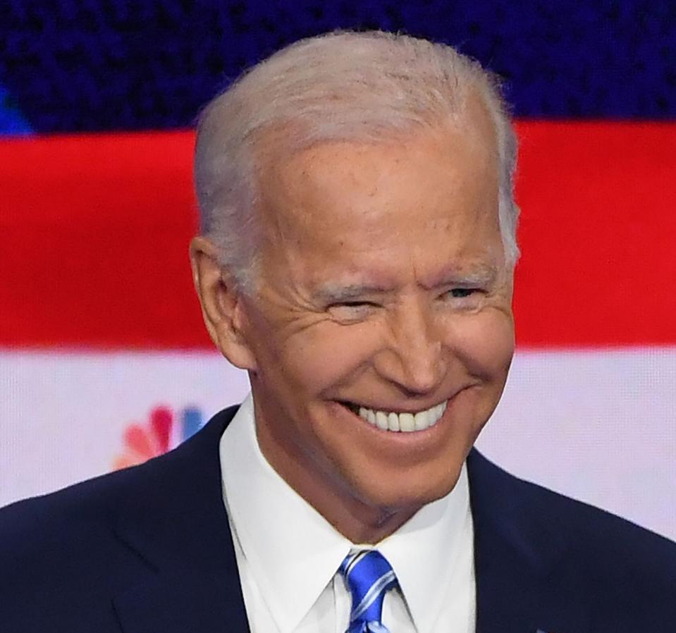 Joe Biden forgive student loans
