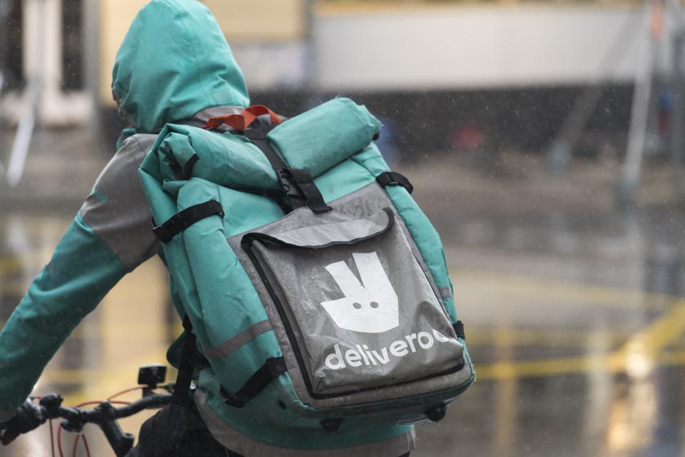 Deliveroo Accounts Are Being Hacked And Sold For Just $6