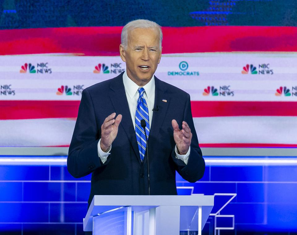 A Suggestion For The Next Time He Debates: Let Biden Be Biden – Whatever That Means