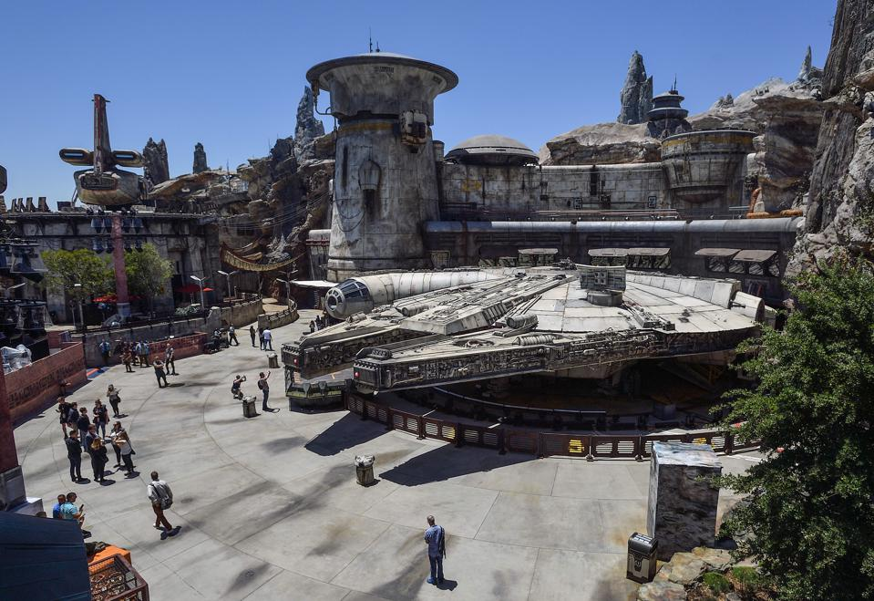 Disneyland″u2019s Star Wars: Galaxy″u2019s Edge
