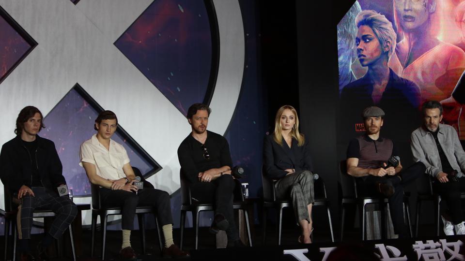 'X-Men: Dark Phoenix' Beijing Press Conference