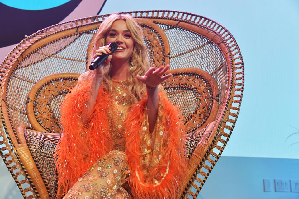 YouTube Music & Katy Perry Fan Experience