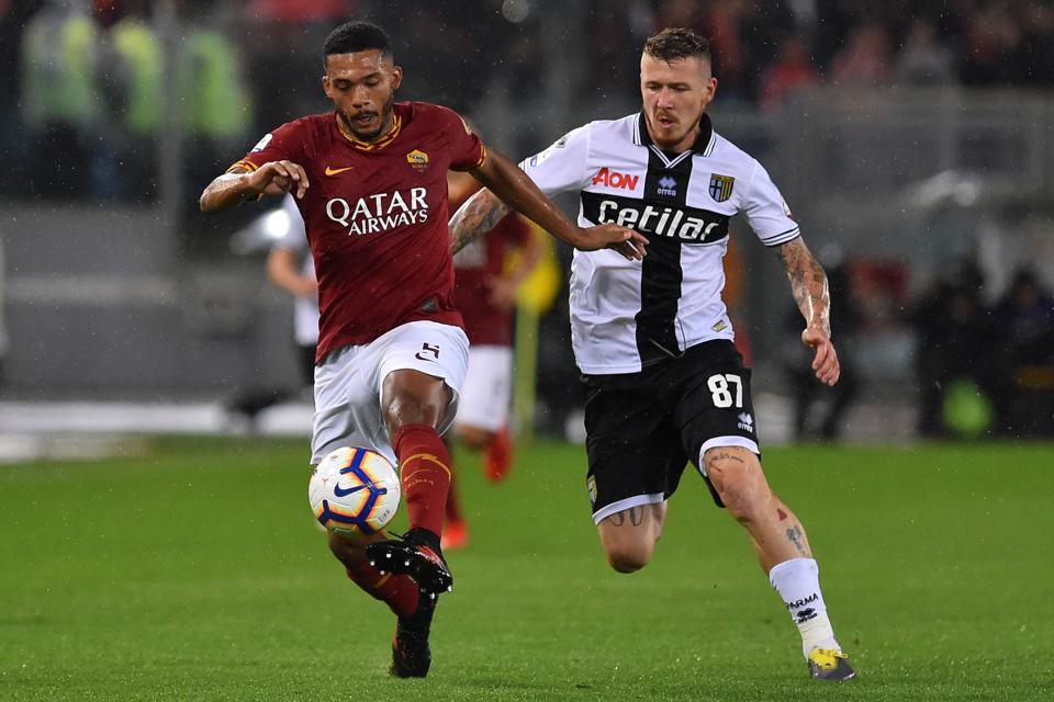 Serie A Roma-Parma