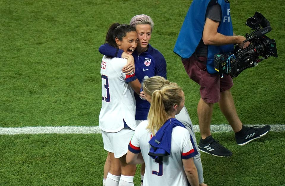 online store e23d1 b1e6c USA Vs. Netherlands In 2019 Women's World Cup Final: What ...