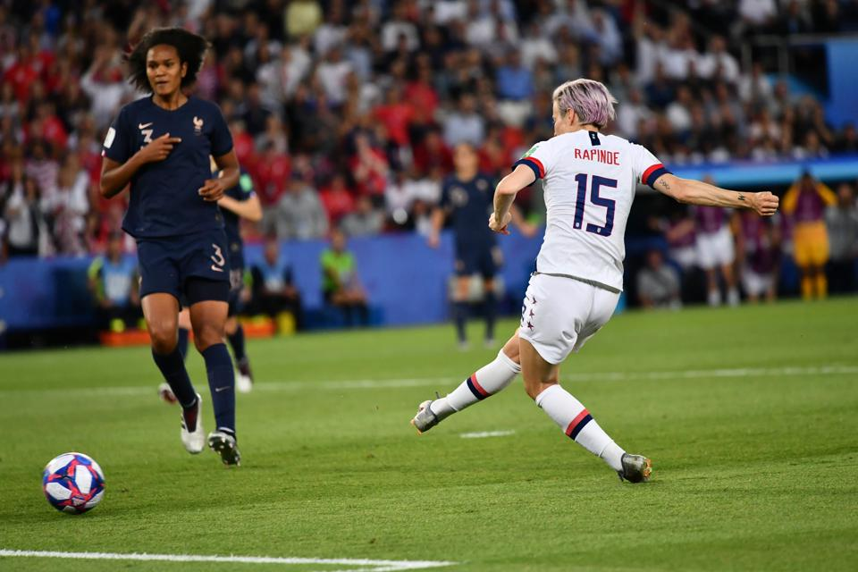 France v USA: Quarter Final - 2019 FIFA Women's World Cup France