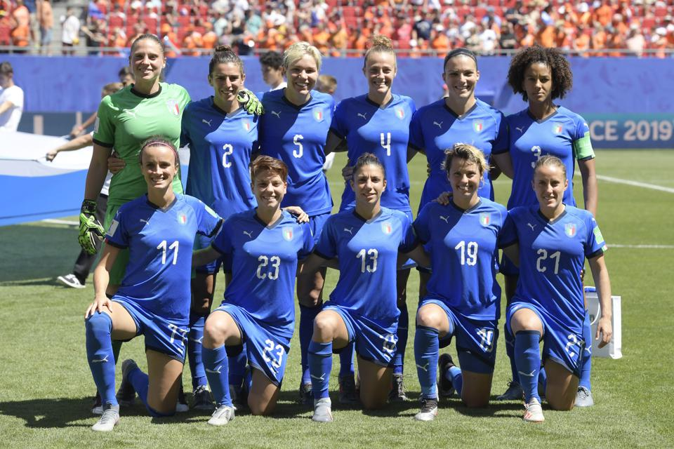 FIFA Women's World Cup France 2019″Women: Italy v The Netherlands″