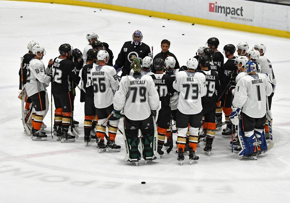 NHL: JUN 29 Anaheim Ducks Development Camp