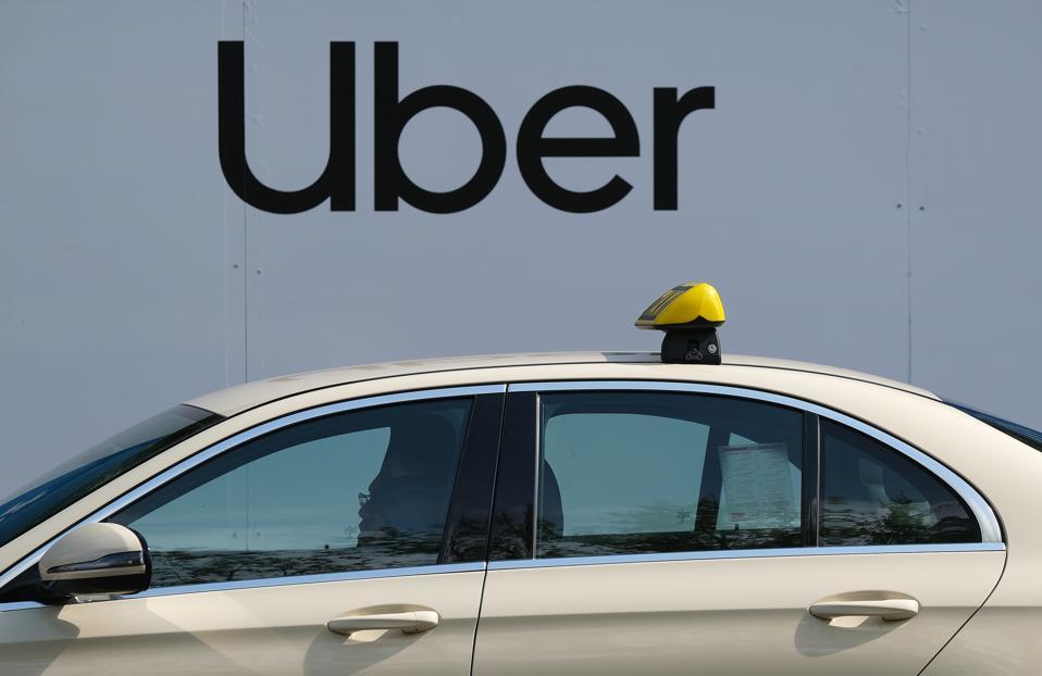 Uber Reklám