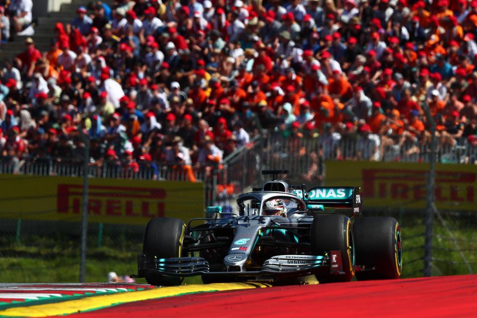 After Nascar Restart Formula One To Make Belated Comeback In Austria In July