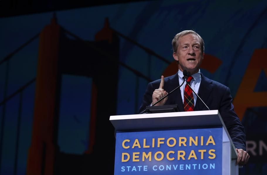 Billionaire Tom Steyer In His Own Words: A Peek Into The Ideology Driving His Presidential Bid