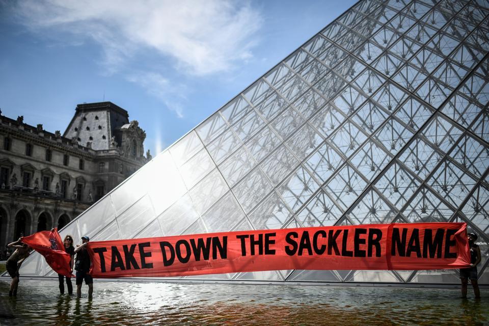 London Library Scraps Plan For Sackler-Funded Restoration Project