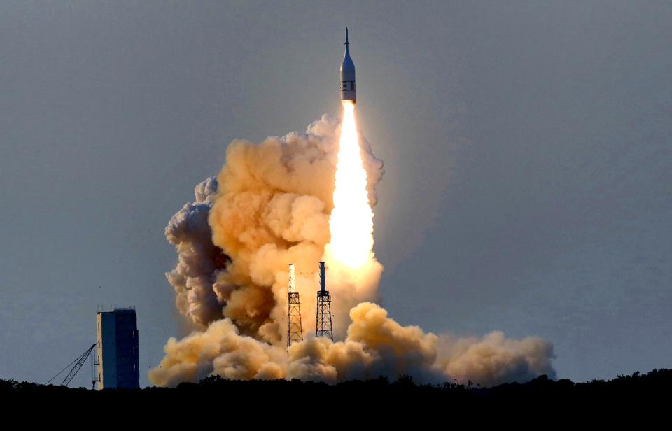 Orion Ascent Abort-2 test launch