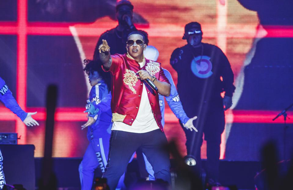 Daddy Yankee & Friends Concert In Madrid