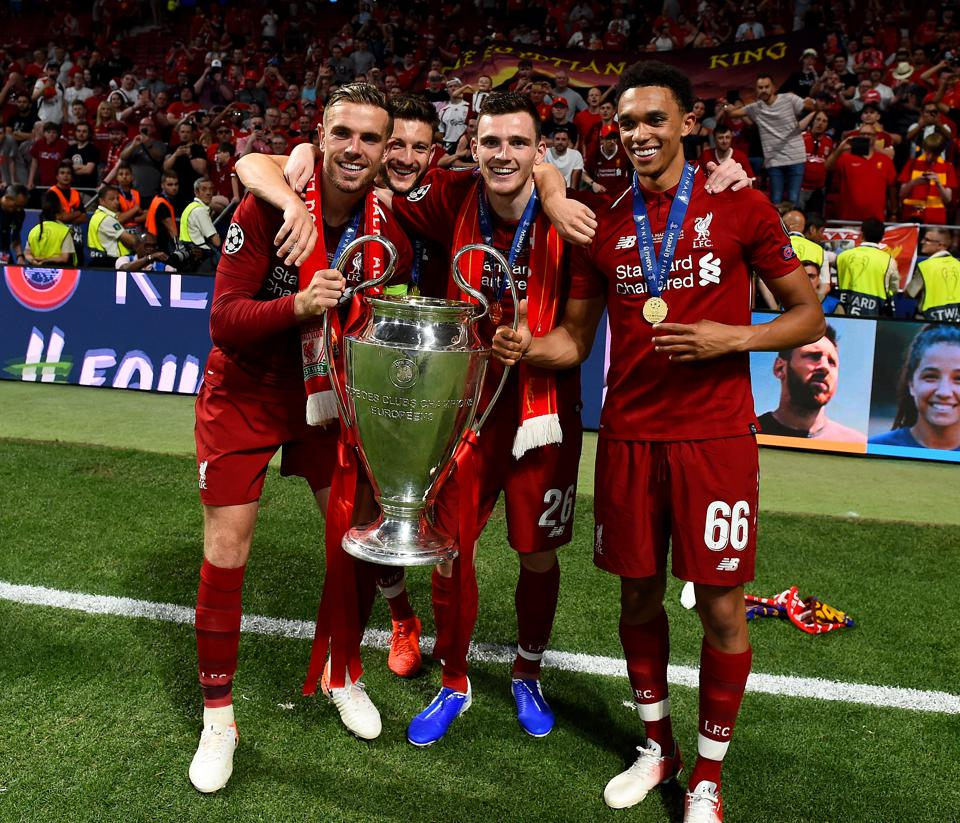 the best attitude a10b5 a1cc8 Liverpool Needs Another Big Season From Andy Robertson