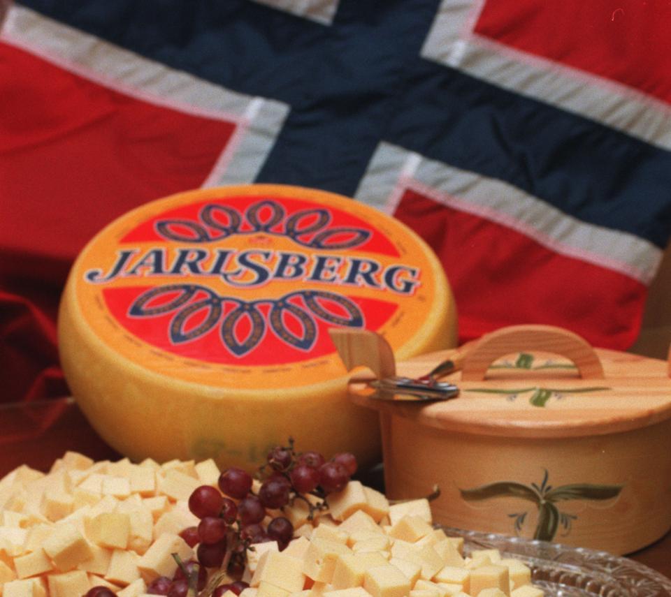 Jarlsberg Cheese Soon To Be Norwegian In Name Only