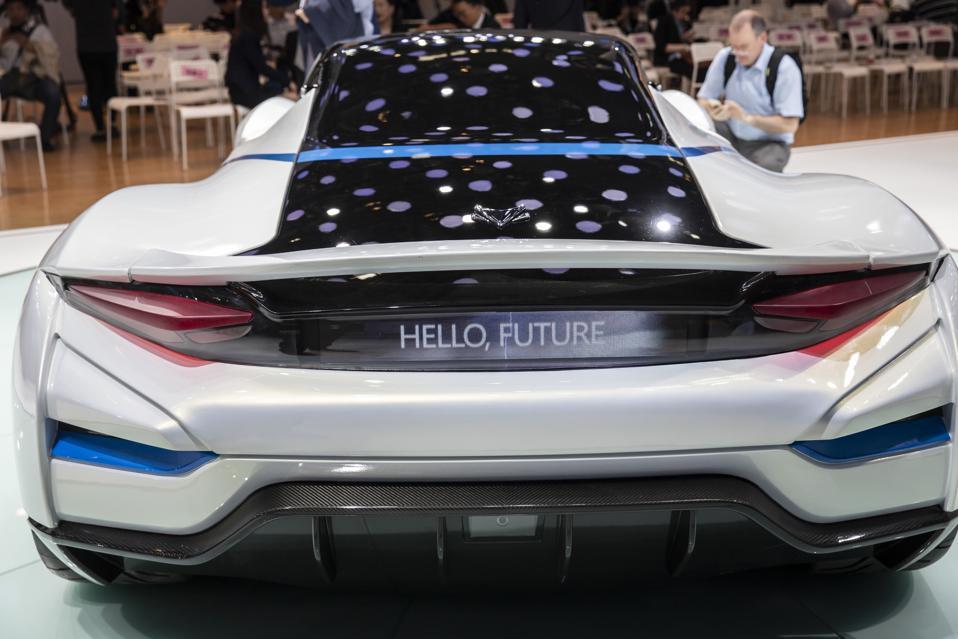 Beijing Car Show
