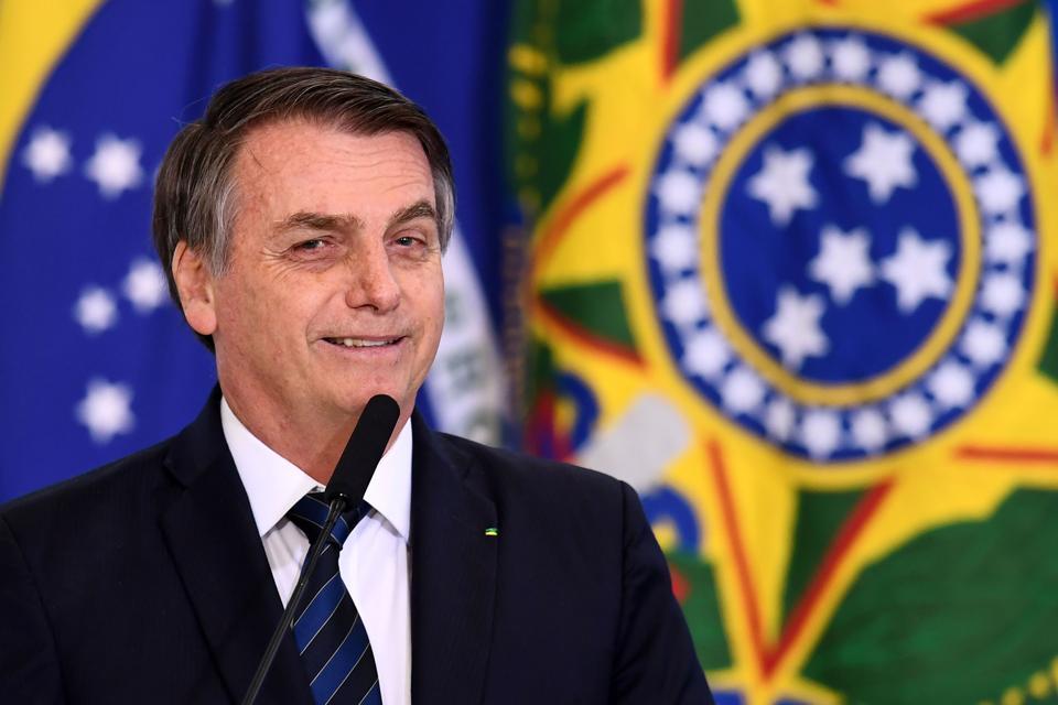 BRAZIL-POLITICS-BOLSONARO-RAMOS