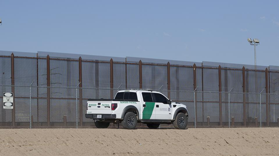 Record Number Of Migrants Stream Across U.S.  Border, Straining Resources
