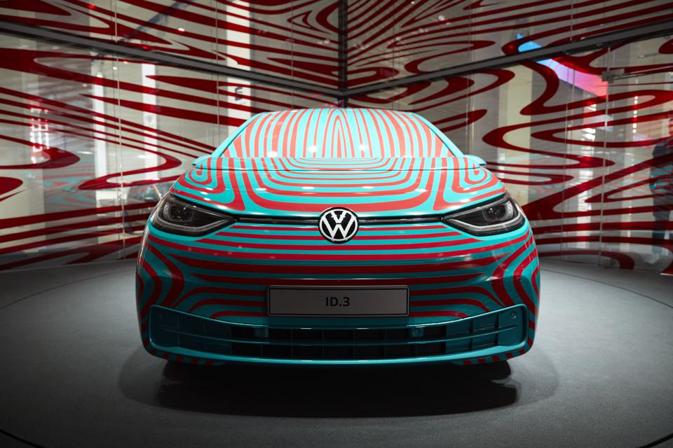 Volkswagen ″ID. INSIGHTS - CHARGING DAY″ Press Event In Berlin