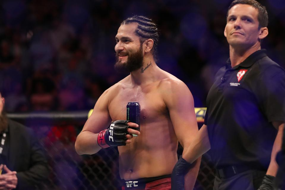 Jorge Masvidal Is The First Br...